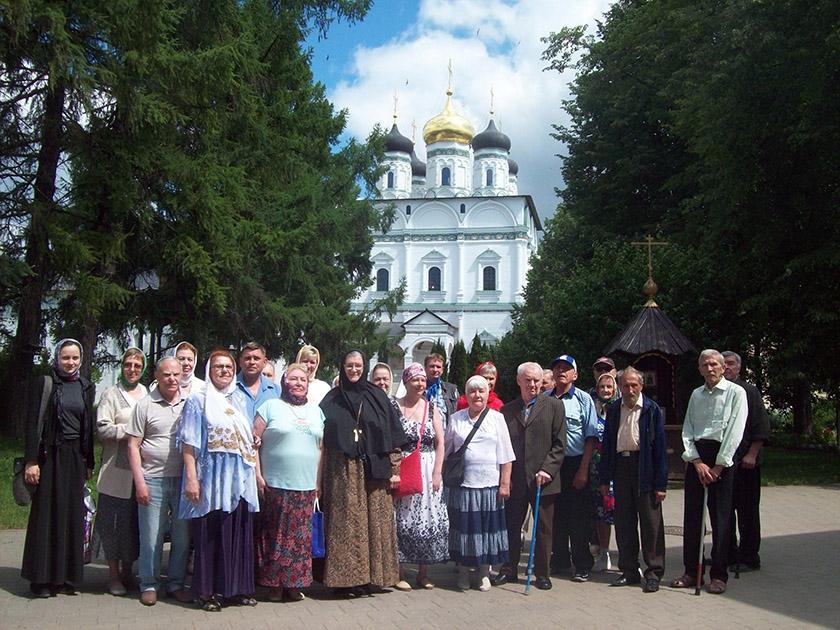 Поездка в Иосифо-Волоцкую обитель