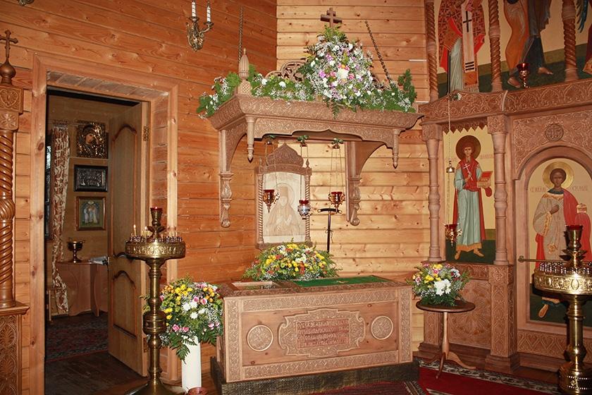 День памяти преподобноисповедницы Параскевы (Матиешиной)