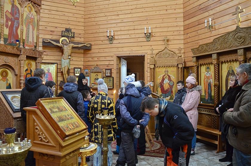 Гости из Яхромы