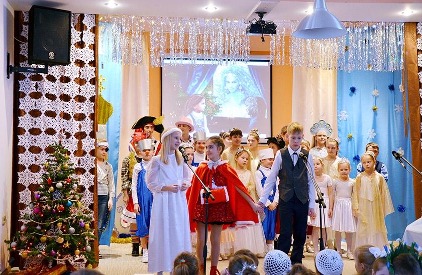 Рождественские торжества в Спасо-Влахернском женском монастыре