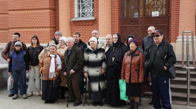 Поездка в Покровский Хотьков ставропигиальный женский монастырь