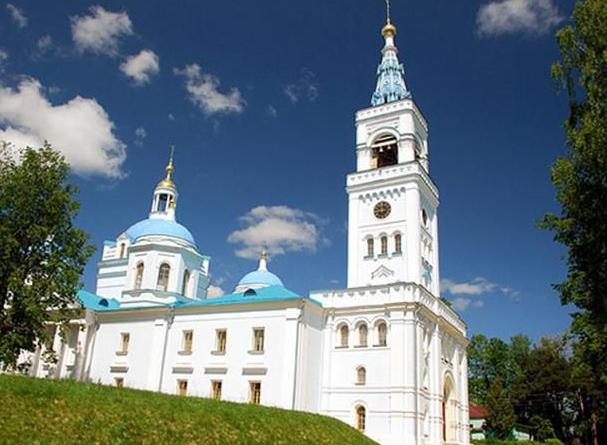 Рождественский концерт в Воскресной школе Спасо-Влахернского женского монастыря