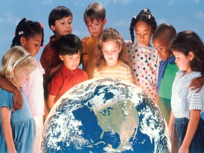 Общецерковная акция в День защиты детей