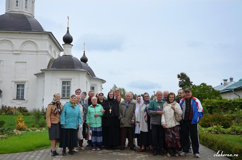 Экскурсия в Успенский Колоцкий женский монастырь