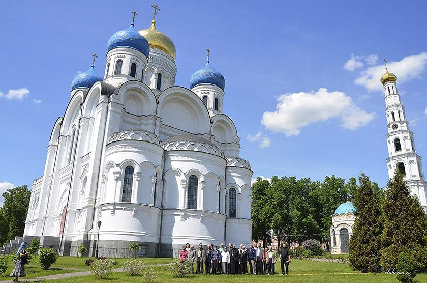 Поездка в Николо-Угрешский монастырь